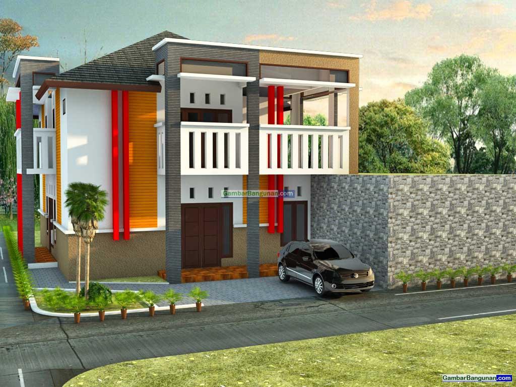 desain rumah minimalis bawah tanah