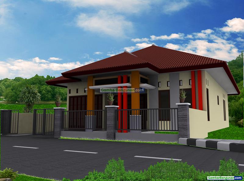 desain rumah minimalis di semarang