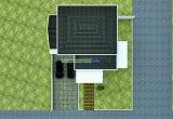 desain renovasi rumah tampak atas