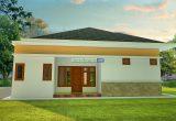 tampak belakang rumah di ternate