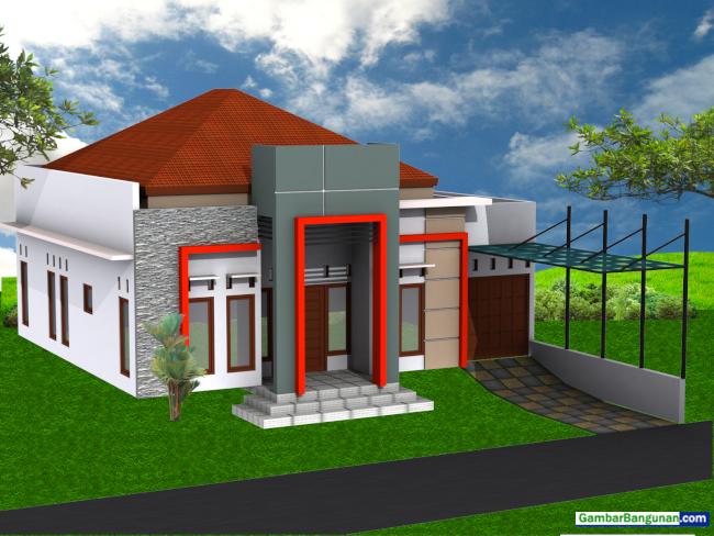 desain rumah semarang