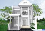 Rumah model istana